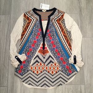 NWT Anthropologie Top by Tiny